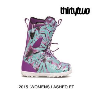 2015 THIRTYTWO 32 サーティーツー スノーボード ブーツ WOMEN'S SNOW ...