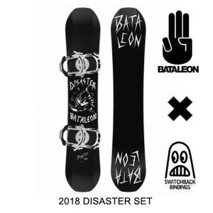 2018 BATALEON バタレオン スノーボード SNO...
