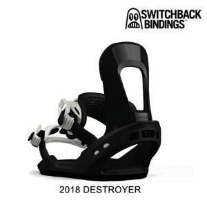 2018 SWITCHBACK スイッチバック バインディング BINDING DESTROYER ...