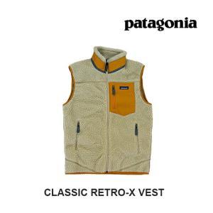 PATAGONIA パタゴニア クラシック レトロX メンズ ベスト CLASSIC RETRO-X...