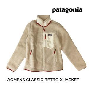 PATAGONIA パタゴニア レトロX ジャケット WOMEN'S CLASSIC RETRO-X...