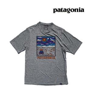 PATAGONIA パタゴニア キャプリーン クール デイリー グラフィック シャツ CAPILEN...