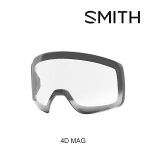 SMITH スミス 4D MAG ゴーグル スペアレンズ GOGGLE 4D MAG LENS CL...