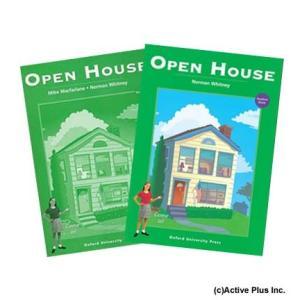 Open Houseクラス教材|active-english