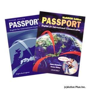 Passportクラス教材(1st Edition)|active-english