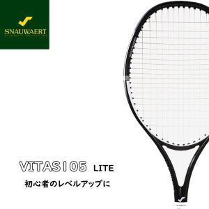 テニス ラケット スノワート SNAUWAERT ビタス105ライト VITAS105LITE|active650