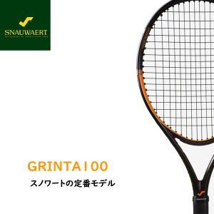 テニス ラケット スノワート SNAUWAERT グリンタ100 GRINTA100|active650