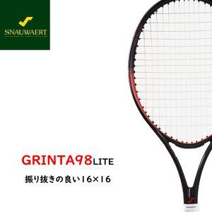 テニス ラケット スノワート SNAUWAERT グリンタ98ライト GRINTA98LITE|active650