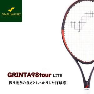 テニス ラケット スノワート SNAUWAERT グリンタ98ツアーライト GRINTA98tourLITE|active650