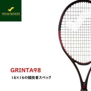 テニス ラケット スノワート SNAUWAERT グリンタ98 GRINTA98|active650