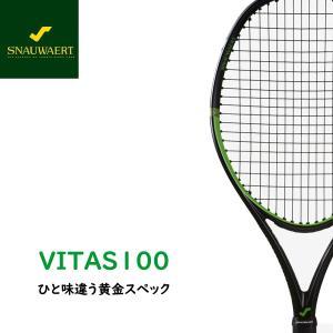 テニス ラケット スノワート SNAUWAERT ビタス100 VITAS100|active650