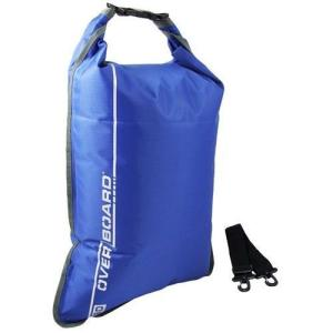 防水バッグ 防水ドライフラットバッグ 30リットル ブルー OVER BOARD (オーバーボード) OB1026B|actlive2