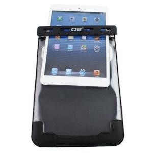 防水ケース iPadmini防水ケース ブラック OVER BOARD (オーバーボード) OB1083BLK actlive2