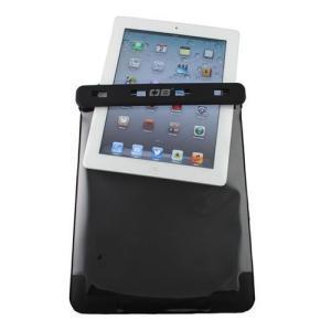 防水ケース iPad/iPad2防水ケース ブラック OVER BOARD (オーバーボード) OB1086BLK actlive2