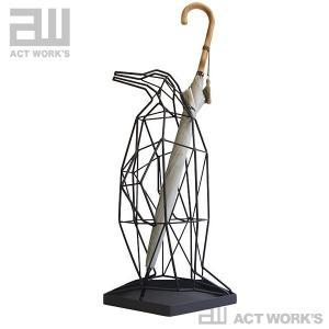 <title>actwork's シャドーワイヤー ペンギン 傘立て UMBRELLA STAND PENGUIN アクトワークス 返品交換不可</title>