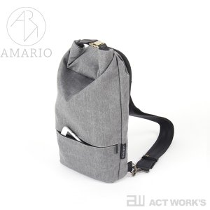 AMARIO body bag crum 人気海外一番 BB ボディバッグ アマリオ お散歩 カメラバッグ 自転車 旅行 開店祝い 出張