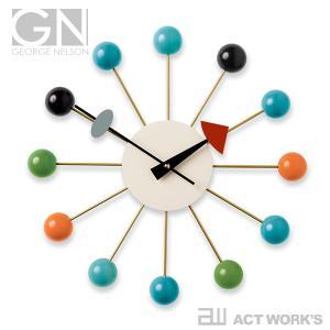 <title>GEORGE NELSON Ball サービス Clock 掛け時計 カラフル ボールクロック ジョージネルソン ウォールクロック</title>