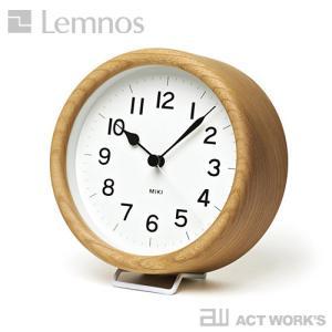 <title>LEMNOS MIKI 置き時計 clock ミキ タカタレムノス クロック 掛け時計 正規激安</title>