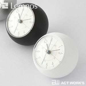 <title>LEMNOS earth 最新アイテム clock 置き時計 アースクロック タカタレムノス デスク リビング 置時計</title>