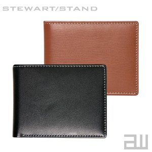 <title>STEWART STAND 2つ折りウォレット Leather Exterior Collection 出張 海外旅行 無料サンプルOK ギフト プレゼント 贈り物</title>
