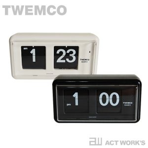 TWEMCO Desk Wall 買取 QT-30 デスク 最安値挑戦 ウォール トゥエムコ アラームクロック トゥエンコ 置き時計 掛け時計 目覚まし時計