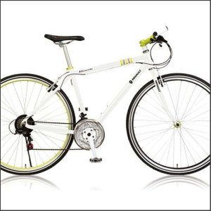 クロスバイク RENAULT AL CRB7021 E  700C ALクロスバイク(33841)ホワイト  ルノー|ad-cycle