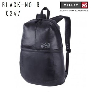 MILLET(ミレー) SOMMET 18 ソメ 18 MIS0553 BLACK-NOIR 0247|ad-cycle