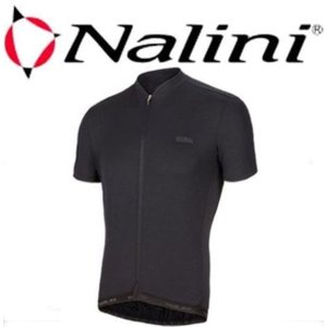 Nalini(ナリーニ) Rosso (半袖ジャージ)4000 BLACK|ad-cycle