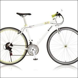 クロスバイク RENAULT AL CRB7021 N  700C ALクロスバイク (ホワイト)  ルノー|ad-cycle