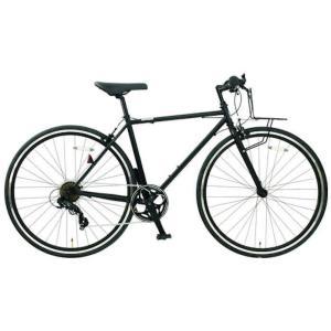 OSSO (オッソ)18R310-CR クロモリ クロスバイク  (マットブラック)|ad-cycle