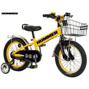 子供用自転車 HUMMER KID'S TANK3.0-SE (イエロー) ハマー キッズ タンク 3.0 SE 幼児用自転車|ad-cycle