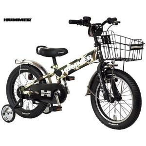 子供用自転車 HUMMER KID'S TANK3.0-SE (カモフラージュグリーン) ハマー キッズ タンク 3.0 SE 幼児用自転車|ad-cycle
