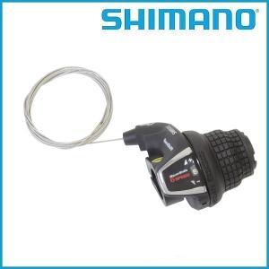 SHIMANO(シマノ) SL-RS35-6R 6Sレボシフトレバー / ブラック|ad-cycle