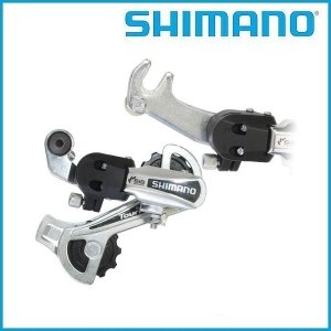 SHIMANO/シマノ RD-TY21B GS(ARDTY21BGSBS) リアディレイラー(ブラケット逆爪)|ad-cycle