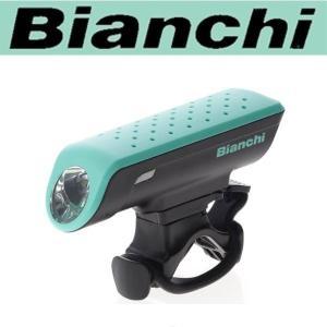 ビアンキ 1WATT LED ヘッドライト(チェレステ) Bianchi / PLF117C ad-cycle