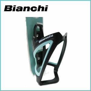 BIANCHI  WATER BOTTLE CAGE (ビアンキ ウォーターボトルケージ) ブラック