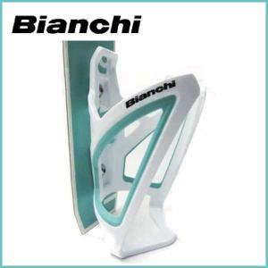 BIANCHI  WATER BOTTLE CAGE (ビアンキ ウォーターボトルケージ) トーンホワイト