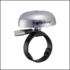 cycle design / サイクルデザイン コラムベル(ベル) ブラック (015137)|ad-cycle