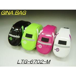 LTG ジーナバッグ (グリーン) エルティージー GINA BAG LTG-6702-MG ad-cycle