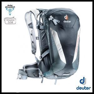 ドイター コンパクト EXP 16 (ブラック/グレー) deuter Compact EXP 16  バイク バッグ リュック D3200315-7410 ad-cycle