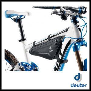 ドイター フロントトライアングルバッグ (ブラック) deuter Front Triangle Bag バイク フレーム バッグ D32702-7000 ad-cycle