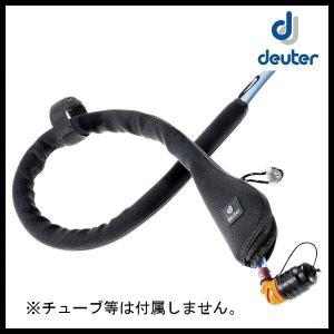 ドイター ストリーマー チューブインシュレーター (ブラック) deuter Streamer Tube Insulator バイク バッグ ハイドレーション D32895-7000 ad-cycle