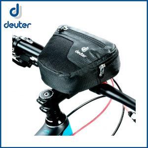 ドイター シティーバッグ (ブラック) deuter City Bag バイク フレーム バッグ D3290117-7000 ad-cycle