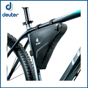 ドイター トライアングルバッグ (ブラック) deuter Triangle Bag バイク フレーム バッグ D3290317-7000 ad-cycle