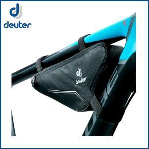 ドイター フロントトライアングルバッグ (ブラック) deuter Front Triangle Bag バイク フレーム バッグ D3290417-7000 ad-cycle