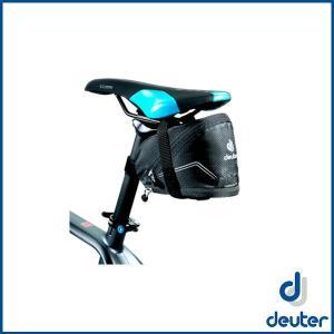 ドイター バイクバッグ 2 (ブラック) deuter Bike Bag II バイク サドル バッグ D3290917-7000 ad-cycle
