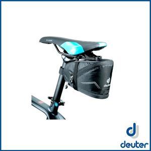 ドイター バイクバッククリック 2 (ブラック) deuter Bike Bag Click II バイク サドル バッグ D3291117-7000 ad-cycle