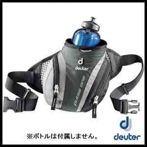 ドイター パルスワン (グラナイト/ブラック) deuter Palse One ウエスト ポーチ D39070-4700 ad-cycle