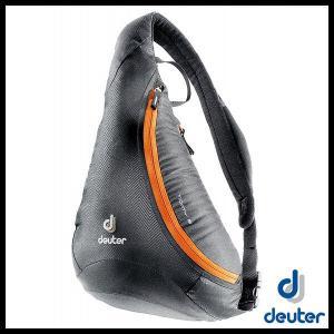 ドイター トミー S (ブラック/オレンジ) deuter Tommy S ワン ショルダー バッグ D81203-7900 ad-cycle