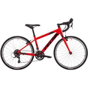 シクロクロスバイク フェルト F24x (マットフルオロレッド) 2019 FELT F 24 x  子供用自転車|ad-cycle